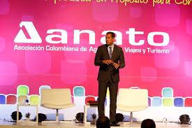 Óscar Córdoba cerró el congreso de los agentes de viajes del país