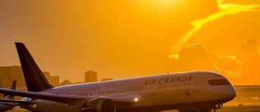 AirCanadá volará desde diciembre entre Toronto y Cartagena
