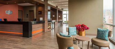Está listo el Hampton by Hilton Bogotá Airport