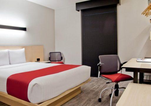 Hoteles City Express abre sus puertas en Medellín