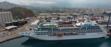 Santa Marta espera un crecimiento del 39% en el número de cruceristas