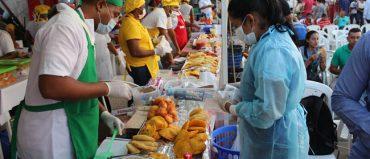 Cartagena se prepara para el Festival del Frito