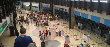 Más de 4 millones de pasajeros colombianos viajaron al exterior en 2017