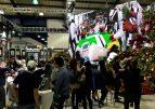 """El stand de Medellín y Antioquia estuvo a """"reventar"""" el primer día"""