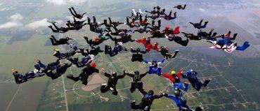 El venezolano de los siete mil saltos