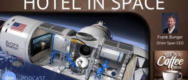 El primer hotel espacial ya tiene huéspedes para 2022