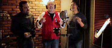 Copa y Rubén Blades participaron en la canción de la Selección Panamá