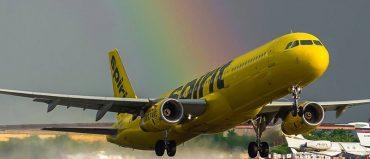 Spirit volará a Orlando desde Medellín y Cartagena