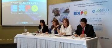 Se presentó en Medellín Colombia Travel Expo