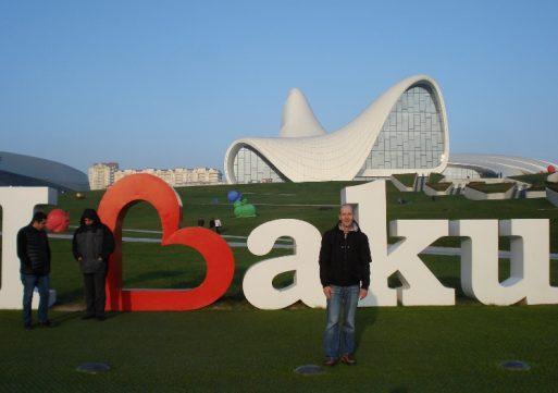 """Azerbaiyán, la """"Dubai del Caspio"""""""