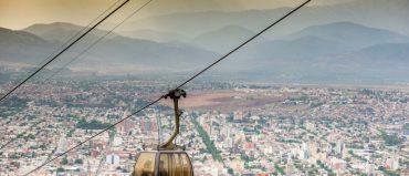 Salta busca duplicar el porcentaje de turistas colombianos