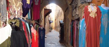 Fez, centro espiritual e intelectual de Marruecos