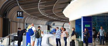 Sin fronterizos, número de viajeros internacionales creció un 20.7%