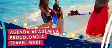 Llamativa agenda académica ofrecerá ProColombia