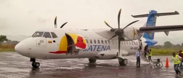 Satena se traslada al Puente Aéreo desde el 29 de abril