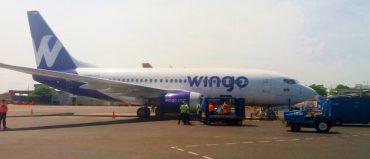 Wingo comenzó a volar entre Cali y Cartagena
