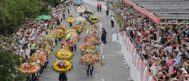 Llegada de turistas a la Feria de las Flores creció un 22%