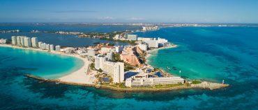 Cancún está en riesgo por el cambio climático