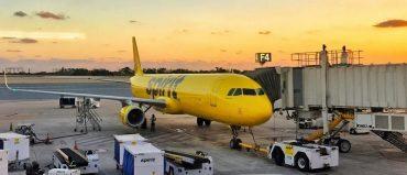 Spirit inaugura tres rutas entre Colombia y Orlando