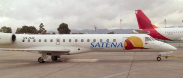 Satena transportó más de un millón de pasajeros en 2018