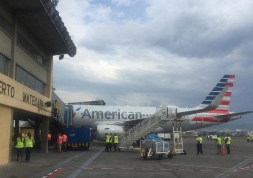 American Airlines comenzó a volar a Pereira