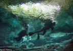 Cenotes mexicanos: Cómo descender al inframundo