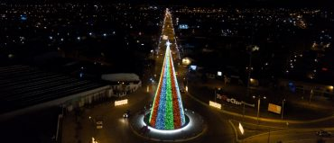 Gózate la ruta navideña en Chía