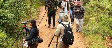 Red de Periodistas de Turismo se suma al Bird Festival