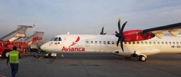 Nueva aerolínea comenzó a volar sin su marca comercial