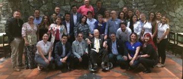 Turismo de Antioquia rindió homenaje a Jaime Tatis