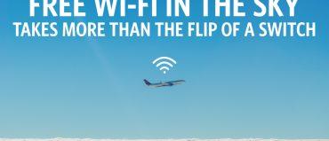 Delta está probando el servicio de wi-fi gratis