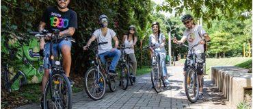 Conozca a Medellín en bicicleta eléctrica