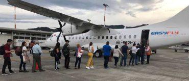 EasyFly volará entre Pereira y Villavicencio
