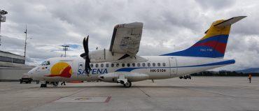 Satena abre vuelos entre Medellín y Cali
