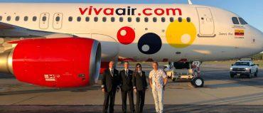 Viva Air volará 9 frecuencias entre Medellín y Miami