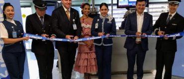 Interjet comenzó a volar entre Cartagena y México