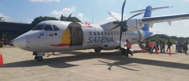 Satena comenzó a volar desde Medellín a Tolú y a Cali