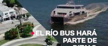 Barranquilla tendrá playa y Río-bus
